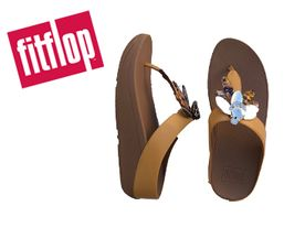 Fitflop Conga Dragonflye Toe beked yellow