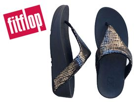Fitflop Lottie Chain Toe black
