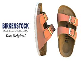 Birkenstock Arizona sea copper