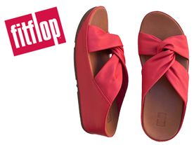 Fitflop Twiss Slide passion red