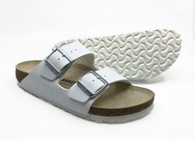 Birkenstock Arizona Birkenflor white