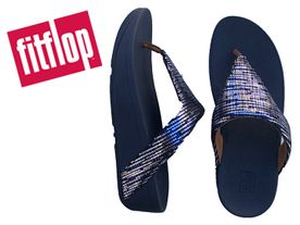 Fitflop Lottie Chain Toe midnight navy