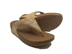 Fitflop Lulu Toe Post blush