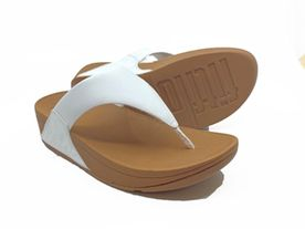 Fitflop Lulu Toe Post white